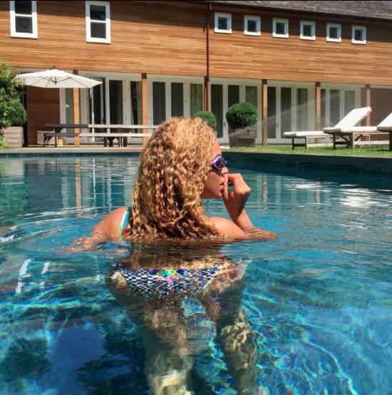 Beyoncé le 27 août 2015