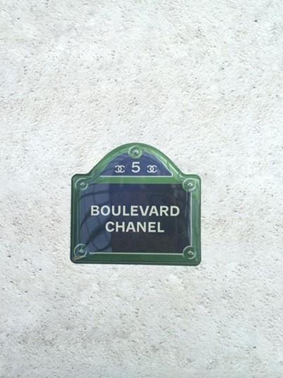 Défilé Chanel le 30 septembre 2014