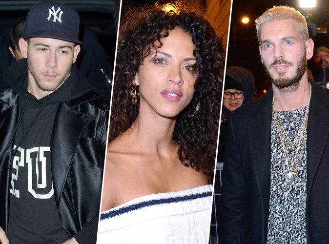 Fashion Week de Paris : Nick Jonas, Noémie Lenoir, Matt Pokora... au Défilé Fenty x Puma