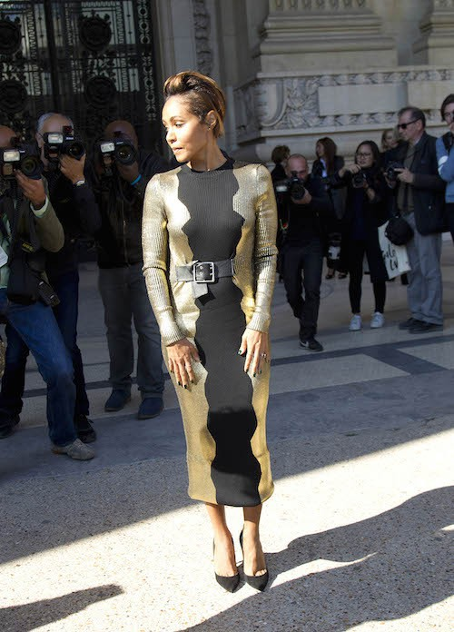 Photos : Fashion Week de Paris : Sonia Rolland et Jada Pinkett Smith ouvrent le bal !