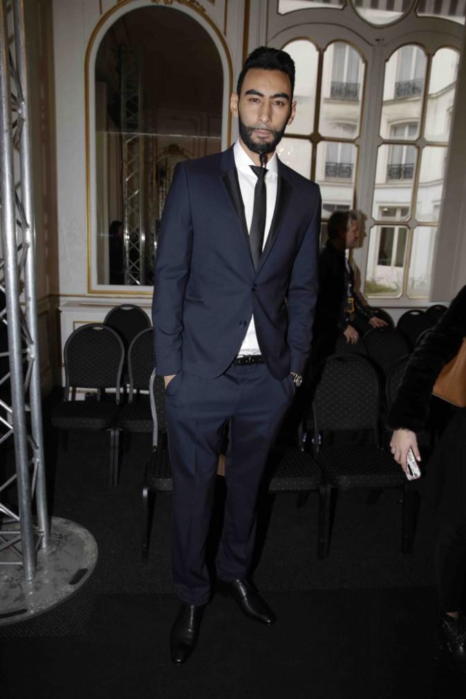 Fashion Week Haute Couture : La Fouine : sur son 31 pour assister aux défilés !