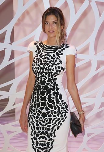 Isabelle Funaro à Paris le 10 juillet 2014
