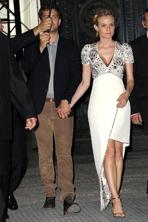 L'un des couples les plus simples de la planète people ...