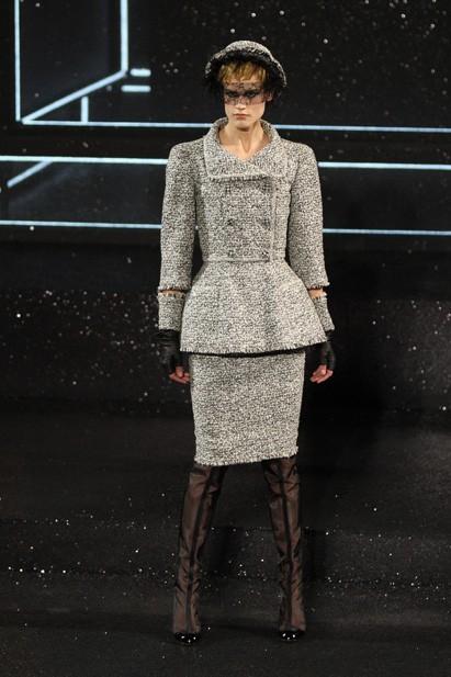 Défilé Chanel à Paris, le 5 juillet 2011.