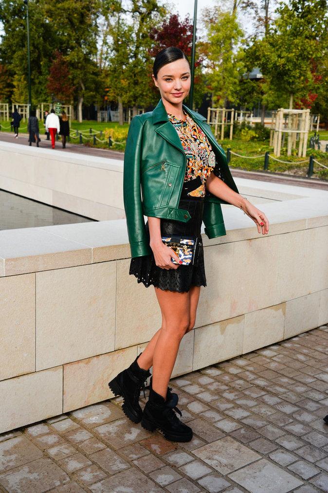 Miranda Kerr le 7 octobre 2015