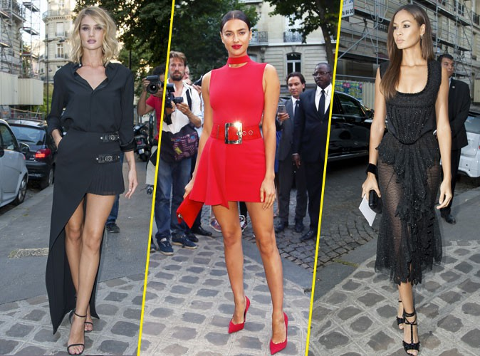 Photos : Fashion Week : Rosie Huntington-Whiteley, Irina Shayk, Joan Smalls... Party girls pour Vogue !