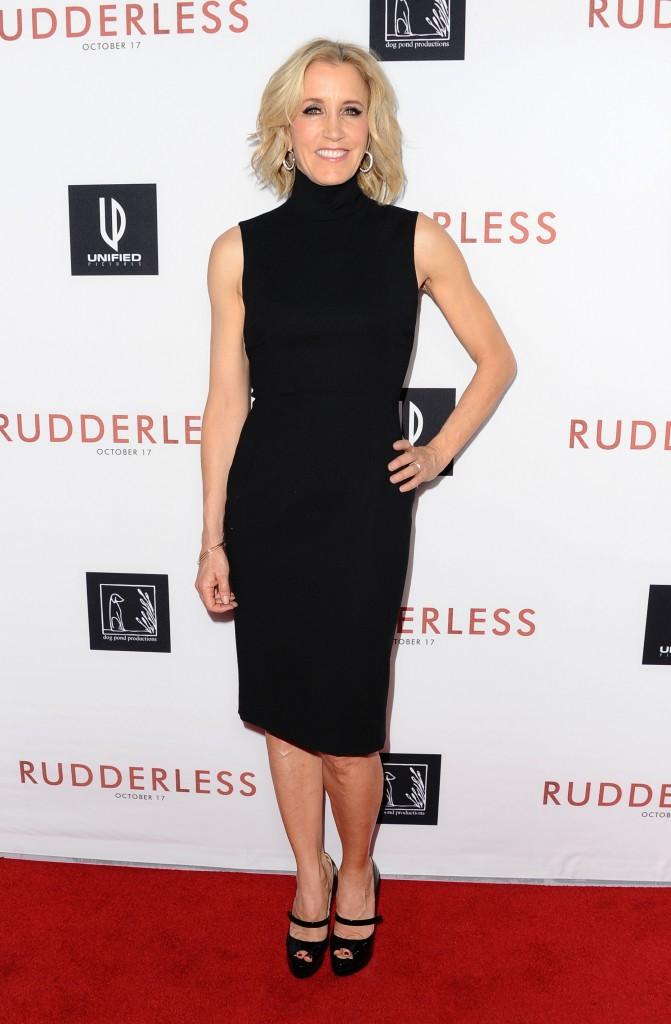 Felicity Huffman à Los Angeles le 7 octobre 2014
