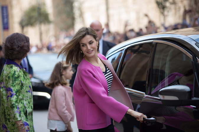 La famille royale d'Espagne