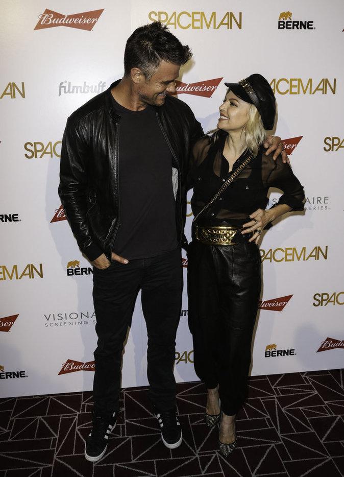 Fergie et Josh Duhamel : trop cute devant les photographes !
