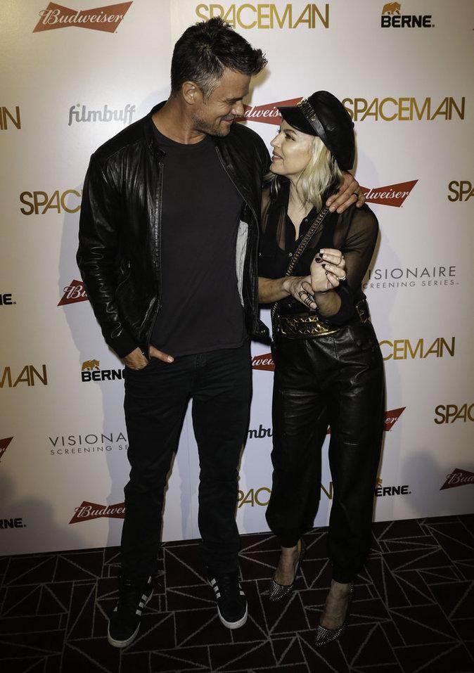 Photos : Fergie et Josh Duhamel : trop cute devant les photographes !