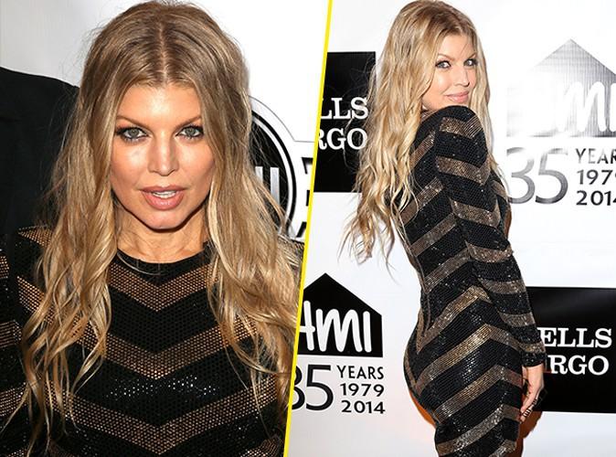 Photos : Fergie : sexy et stylée, elle maitrise le look doré !