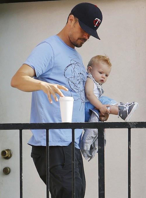 Photos : Fergie : sortie entre amies pendant que Josh Duhamel joue les papas poules avec Axl !