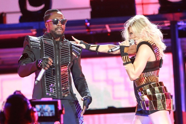 Will.i.am et Fergie, le duo imparable !