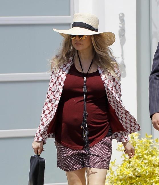 Fergie le 4 juin 2013 à Pacific Palisades
