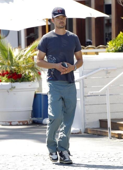 Josh Duhamel le 4 juin 2013 à Pacific Palisades
