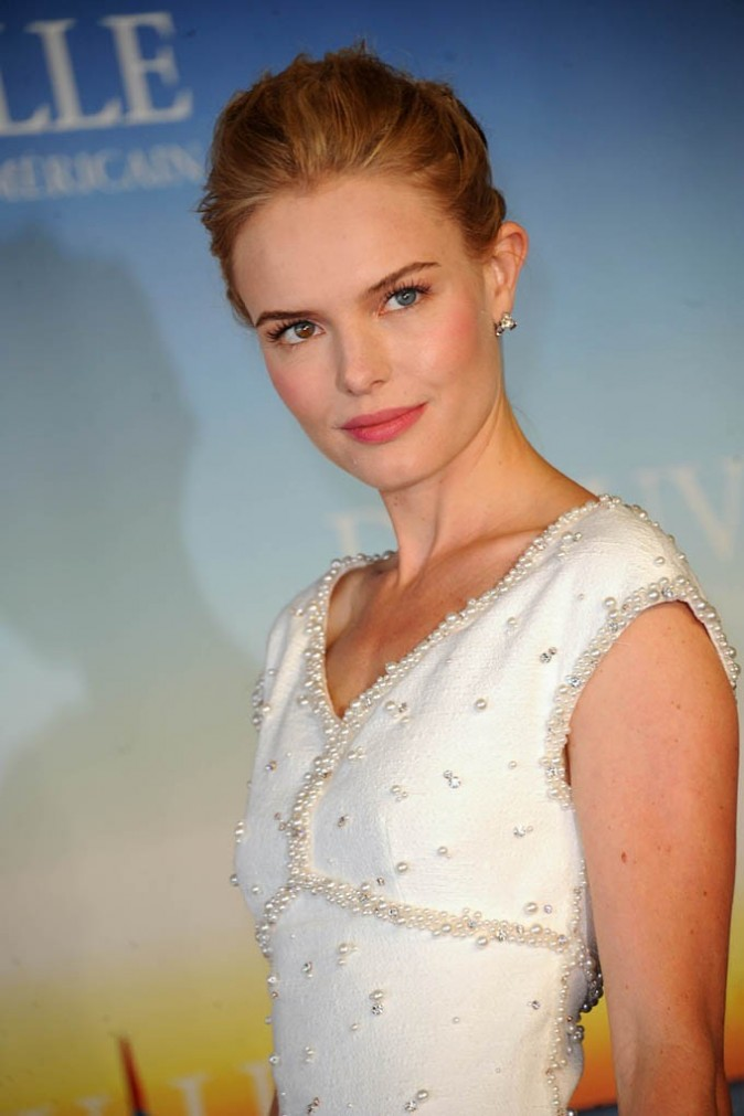 "Kate Bosworth lors du photocall de son nouveau film ""Another Happy Day"" à Deauville, le 4 septembre 2011."