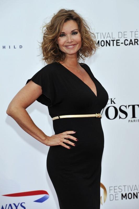 Ingrid Chauvin lors du Festival de Monte-Carlo à Monaco, le 9 juin 2013.