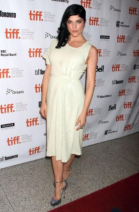 Selma Blair lors du Festival du Film de Toronto, le 11 septembre 2011.