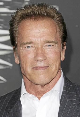 5 - Arnold Schwarzenegger !