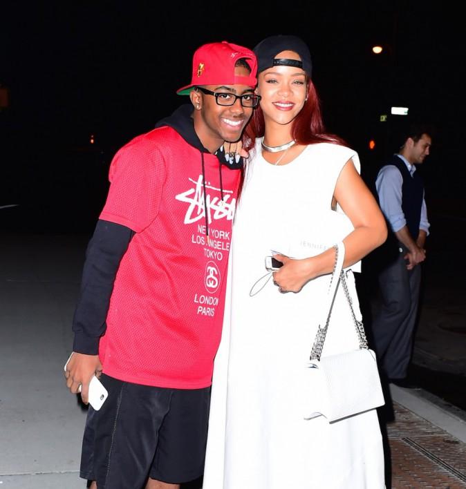 Rihanna le 17 mai 2015