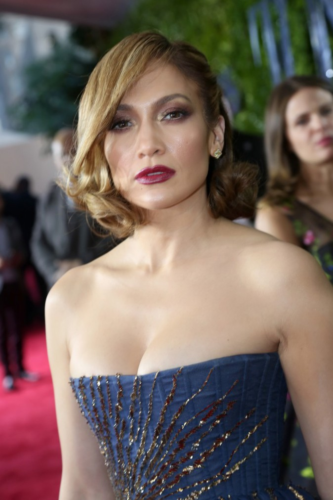 Jennifer Lopez le 7 juin 2015