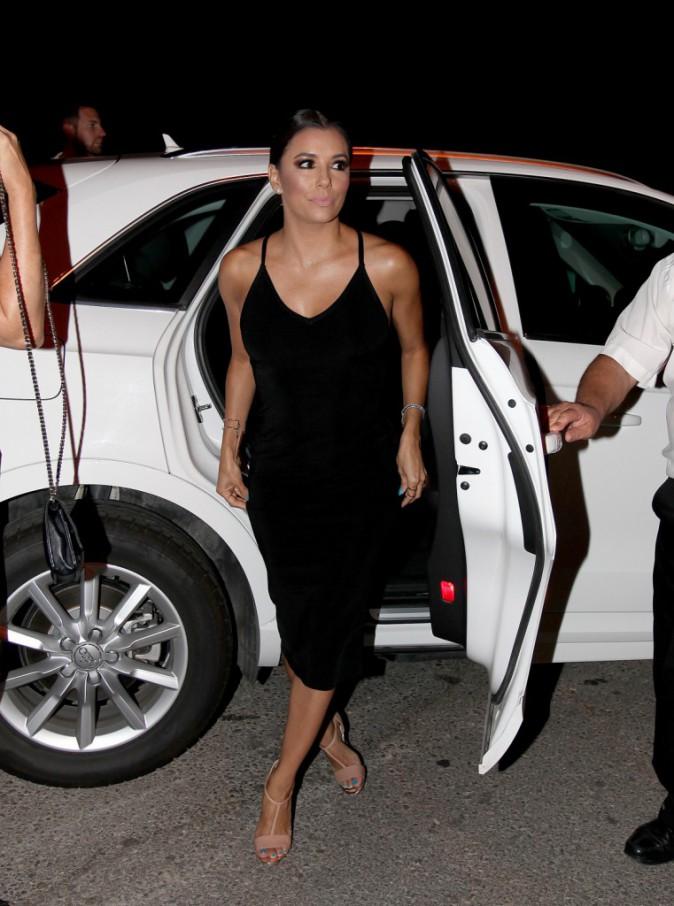 Eva Longoria le 4 juillet 2015