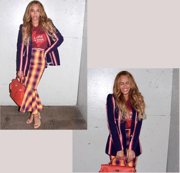 Beyoncé le 19 mai 2015