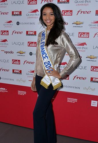 Flora Coquerel à Vincennes le 26 janvier 2014