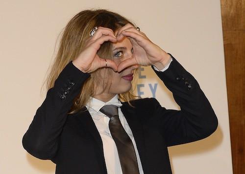 Amandine Bourgeois au concert We Love Disney à Paris, le 3 novembre 2014