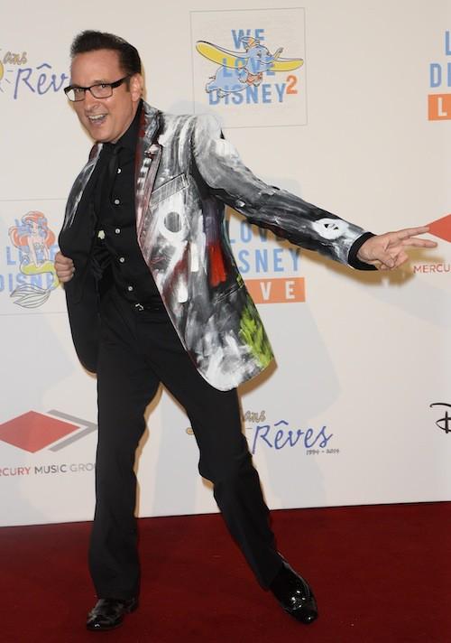 Jean-Marc Généreux au concert We Love Disney à Paris, le 3 novembre 2014