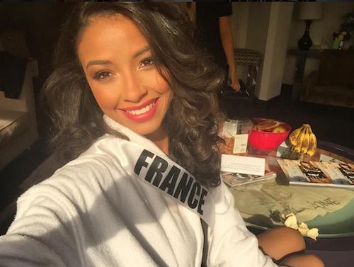 Photos : Flora Coquerel : sublime et fin prête pour la finale de Miss Univers !
