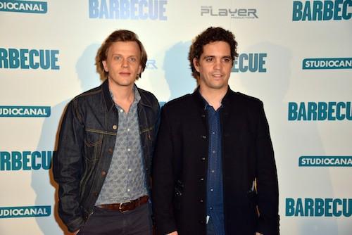 Alex Lutz et Bruno Sanches