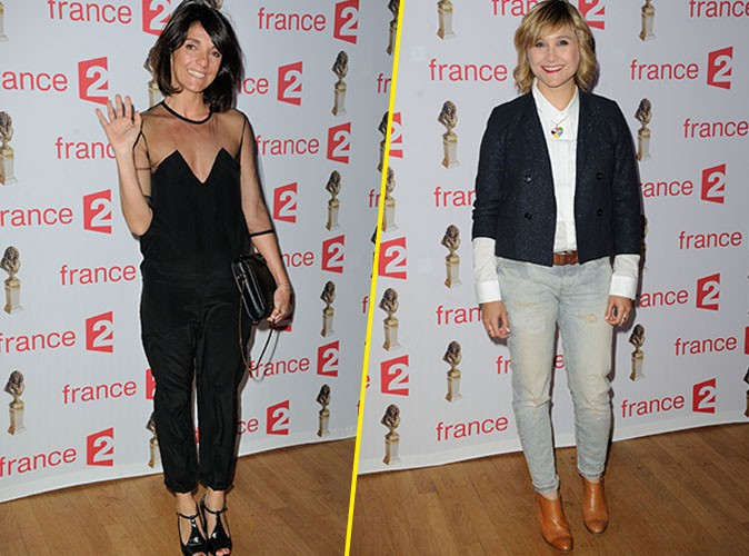 Photos : Florence Foresti et Bérengère Krief : les humoristes présentes pour honorer le théâtre !