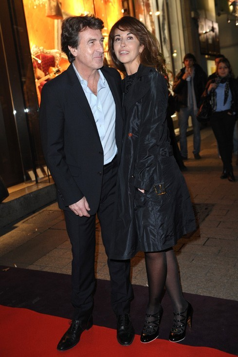 François Cluzet et sa nouvelle femme aux 135 ans de Lancel