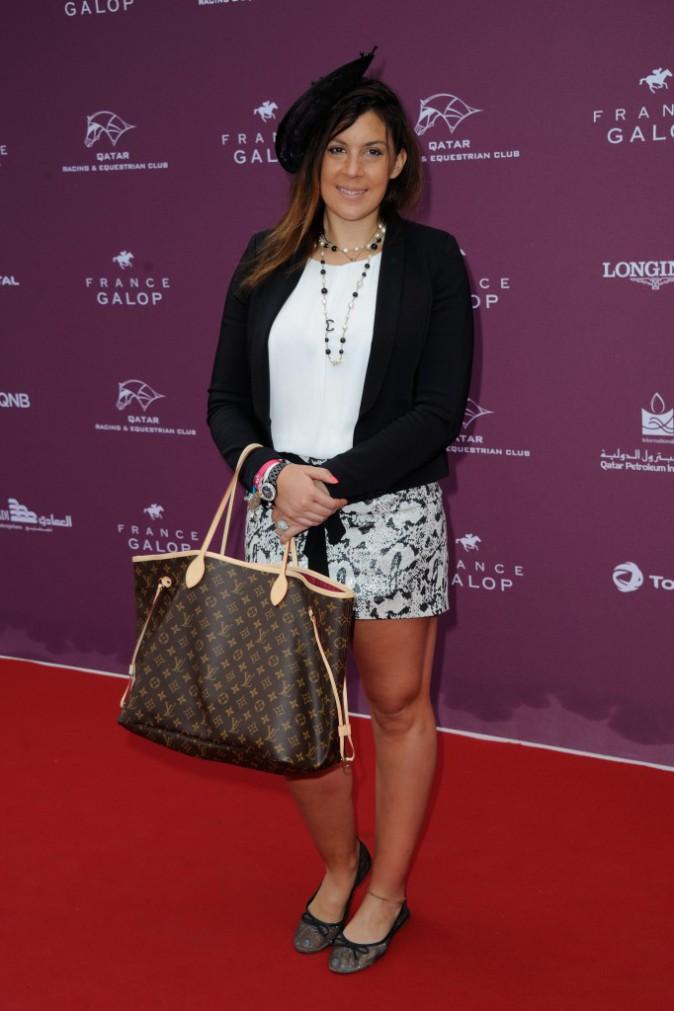 Marion Bartoli au Qatar Prix de l'Arc de Triomphe !