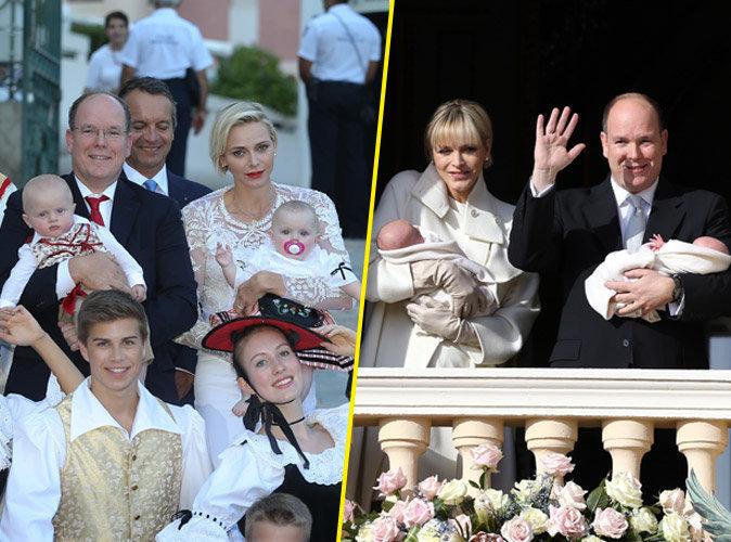 Photos : Gabriella et Jacques : les jumeaux du prince Albert et de Charlène de Monaco ont un an !