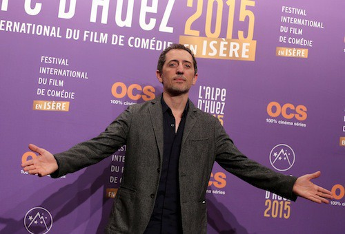 Festival de l'Alpe d'Huez 2015 :  Gad Elmaleh