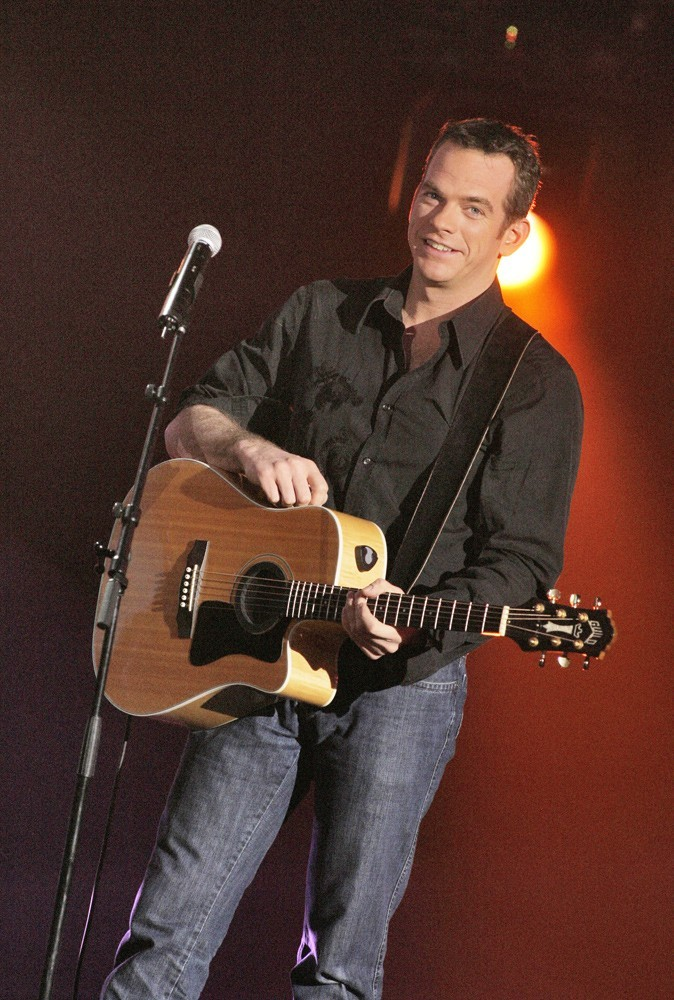 Photos : Garou en 2005