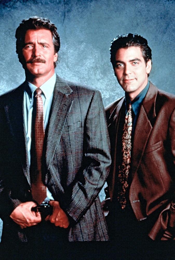 George Clooney en 1992