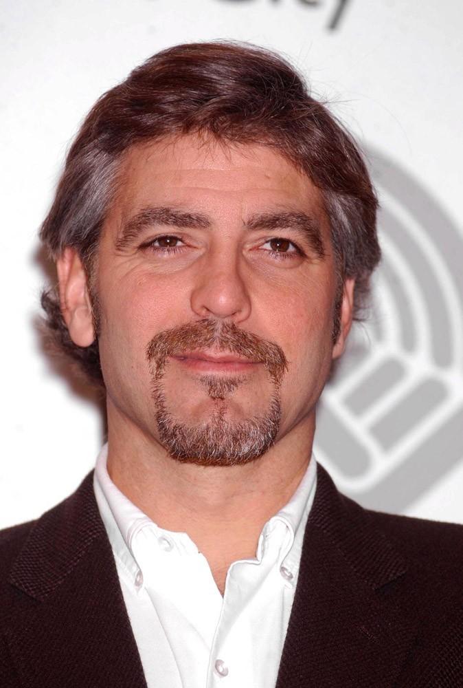 George Clooney en 2001