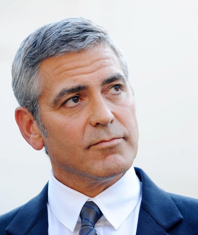 George Clooney en 2010