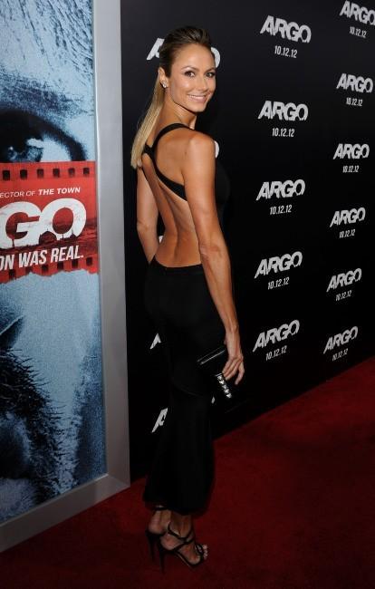 Stacy Keibler lors de la première du film Argo à Beverly Hills, le 4 octobre 2012.