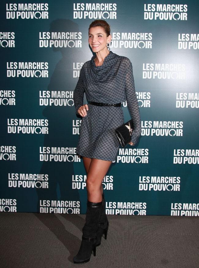 Clotilde Courau, toujours au top de l'élégance !