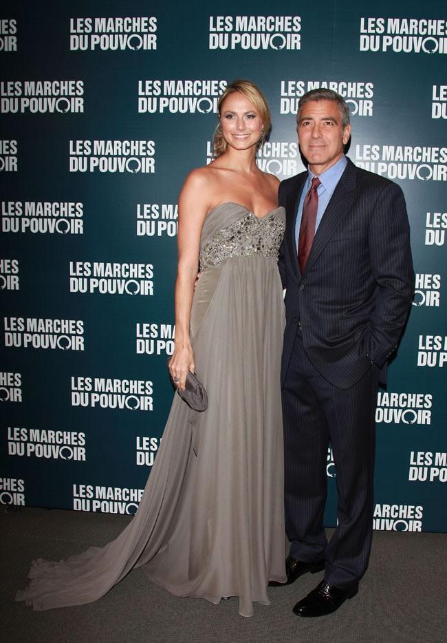 Les deux stars américaines, à Paris hier soir !