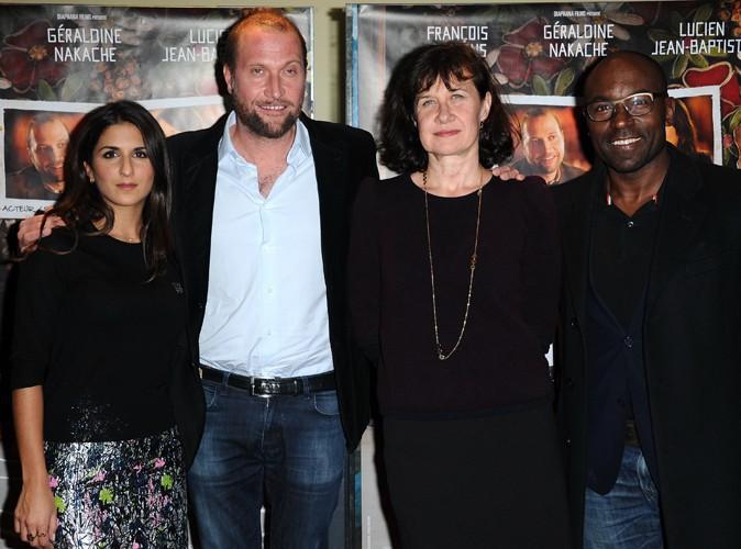 Géraldine Nakache, François Damiens, Anne le Ny et Lucien Jean-Baptiste à Paris le 10 décembre 2013