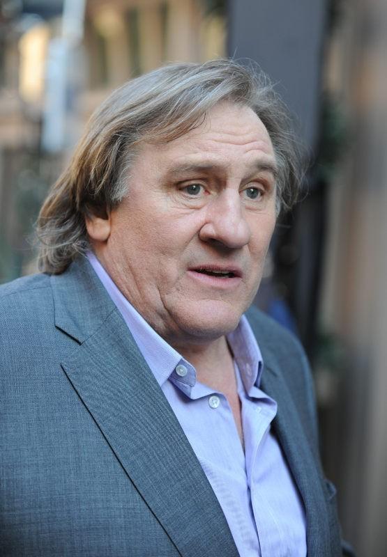Gérard Depardieu alias DSK