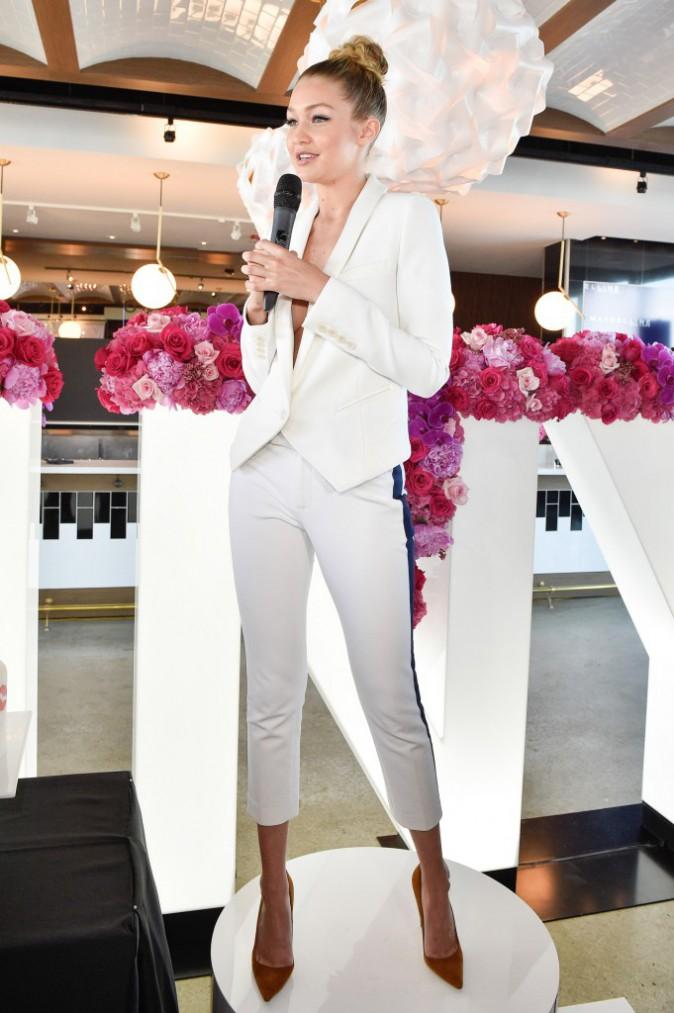 Gigi Hadid le 3 juin 2015