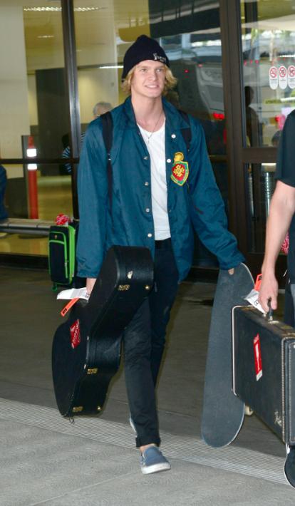 Cody Simpson le 22 juin 2015