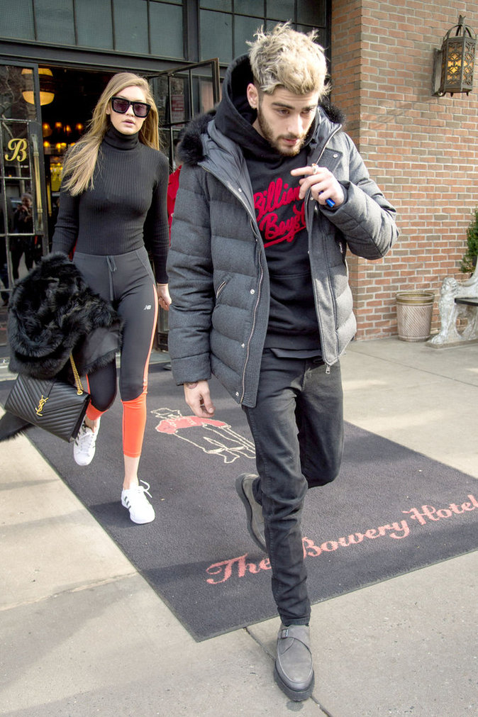 Photos : Gigi Hadid et Zayn Malik : la réponse aux attaques !