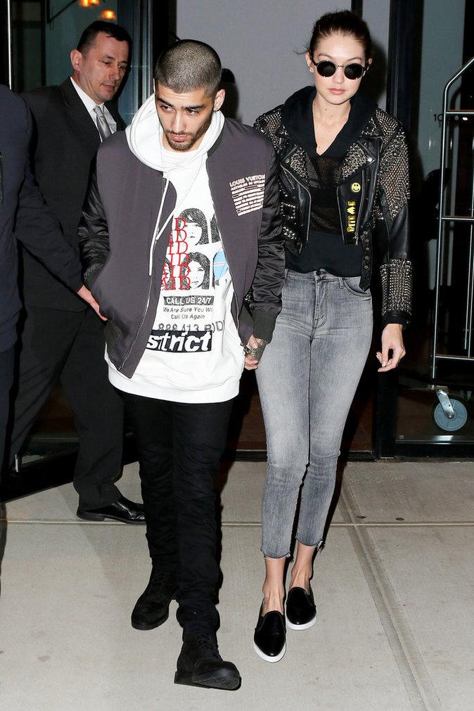 Photos : Gigi Hadid et Zayn Malik : plus stylés, tu meurs !